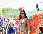 Trinidad Carnival 2014 in Trinidad W.I. - March 4, 2014